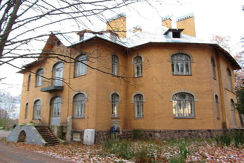 Усадьба Ириновка - Санкт-Петербург. Информация, фотографии, описание.   534x800